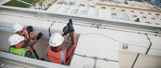 SecuRope cable lifeline installed in Qatar Foundation